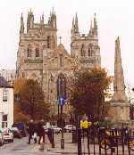 Selby in England