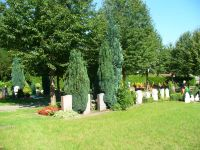 Friedhof in Bernhausen