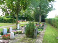 Friedhof in Harthausen
